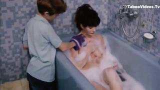 The boy washed woman tits - mainstream hot movies