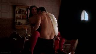 Sex and nude scene from television series - Assumpta Serna - Borgia (s03 2014)