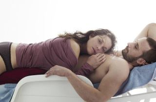 Sex scene with Marion Cotillard from Rust and Bone (2012)