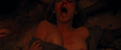 Nude Jennifer Lawrence - Mother (2017)