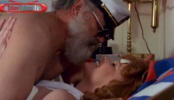 Young redhead and old man - Sex scene from Alice Goodbody (1974)