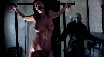 Whipping scenes in Mark of the Whip 2 (2010)