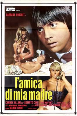 My Mother's Friend (1975) (orig. L'amica di mia madre 1975)