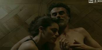 Italian father-daughter incest sex scene