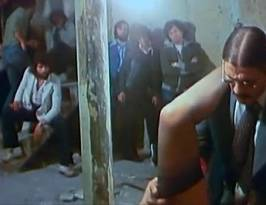 A crowd of men fucked Mature dark-haired woman (1980)