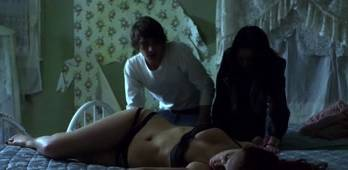 Rumer Willis & Taylor Cole - The Ganzfeld Haunting