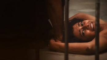 Indian woman in hardcore sex scene (2014)
