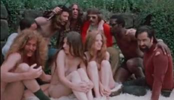 Group of men kidnapped and fucked two sisters (1972)