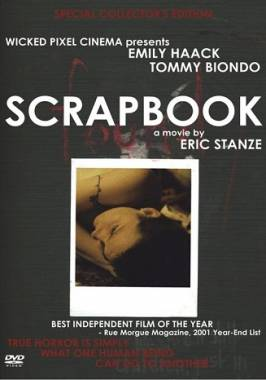 Scrapbook (2000) -  Horror with real sex scenes