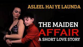The Maiden Affair (2014) / Nanny and boy love story