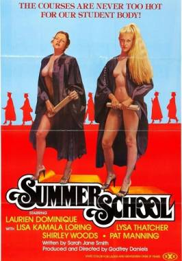 Summer School (1979) - USA Adult Film