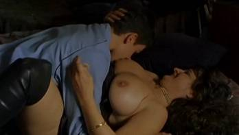 Mature celebrity Maria Hofstatter nude and sex scenes compilation
