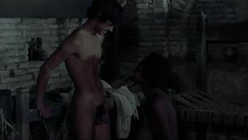Black slave girl ready for sex