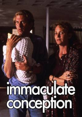 Immaculate Conception 1992 (BluRay, 1080p) | Married woman became pregnant from teen guy