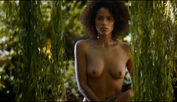 Nude Nathalie Emmanuel - Game of Thrones